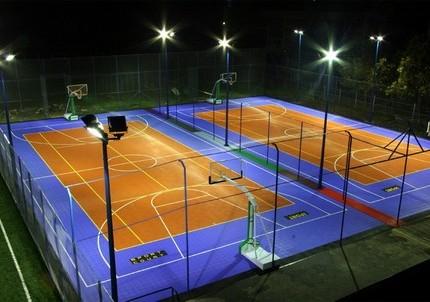 Светодиодные светильники для спортивных объектов