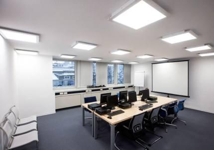 Офисные светодиодные светильники Цветовая температура   3000 K