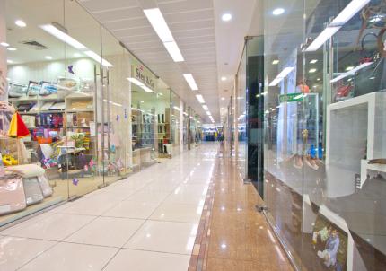 Светодиодные светильники для торговых помещений