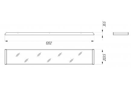 D-Office Line Standart 64